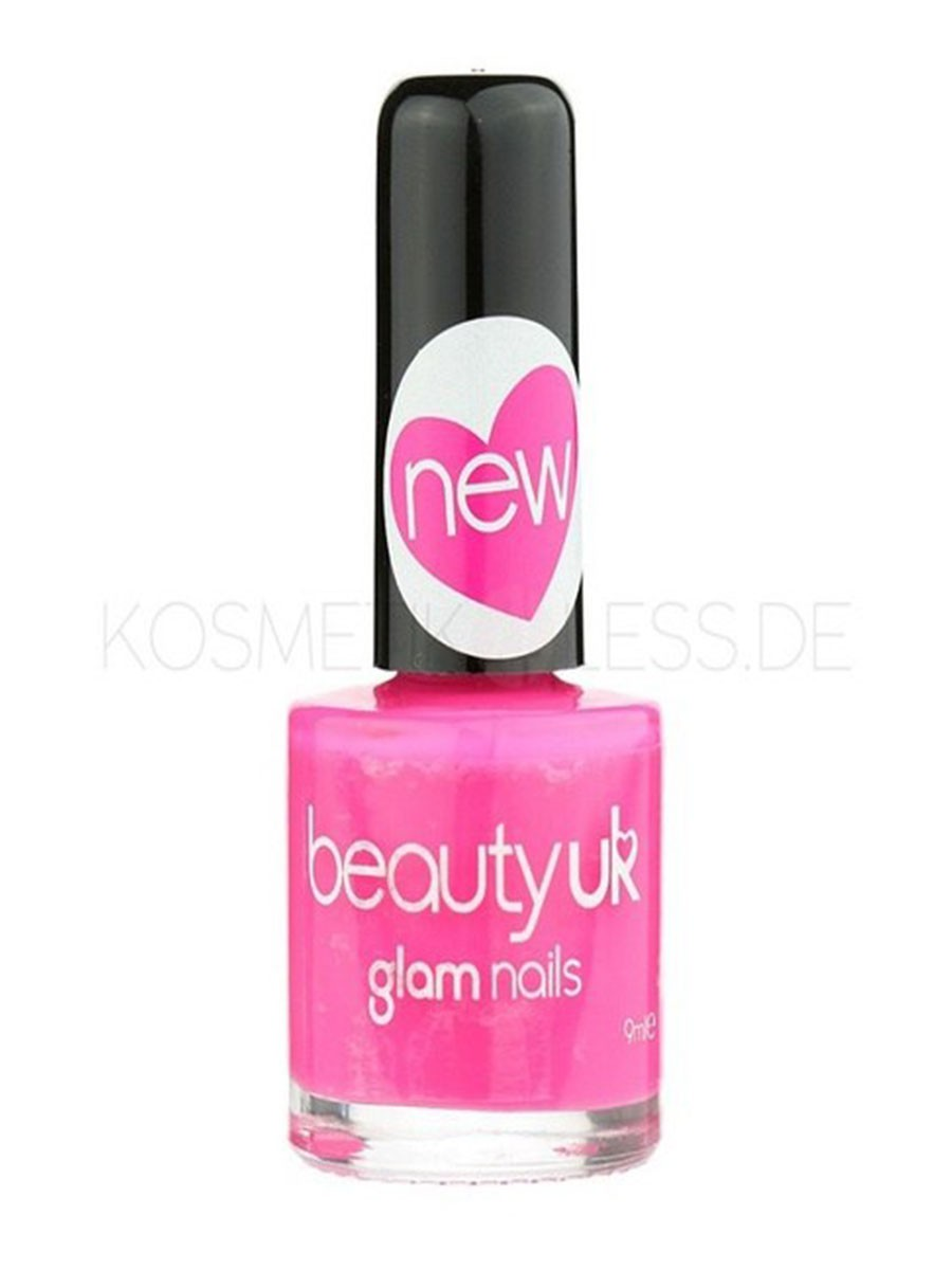BUK NAIL VARNISH NO.65 - LOLLIPOP (PINK)