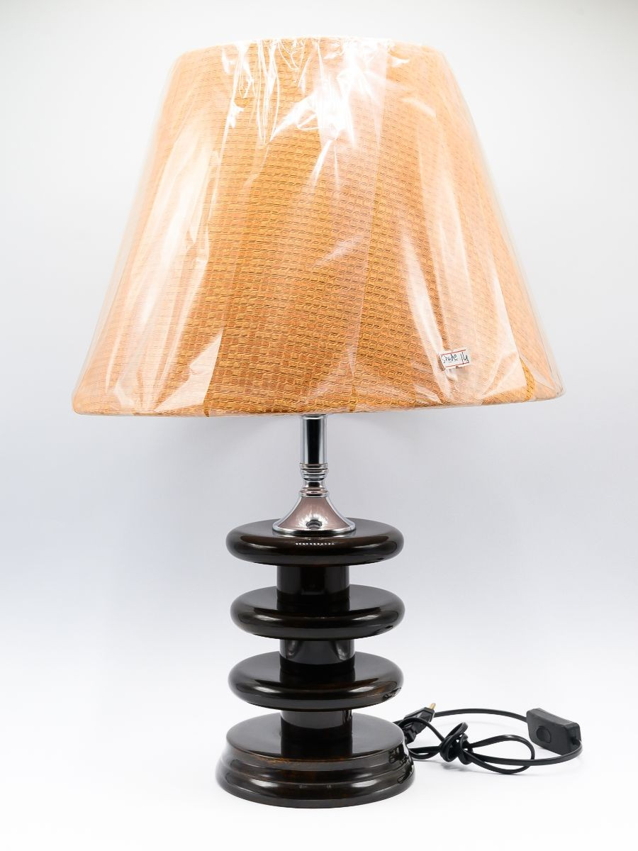 A Pair of Paley Black Table Lamp