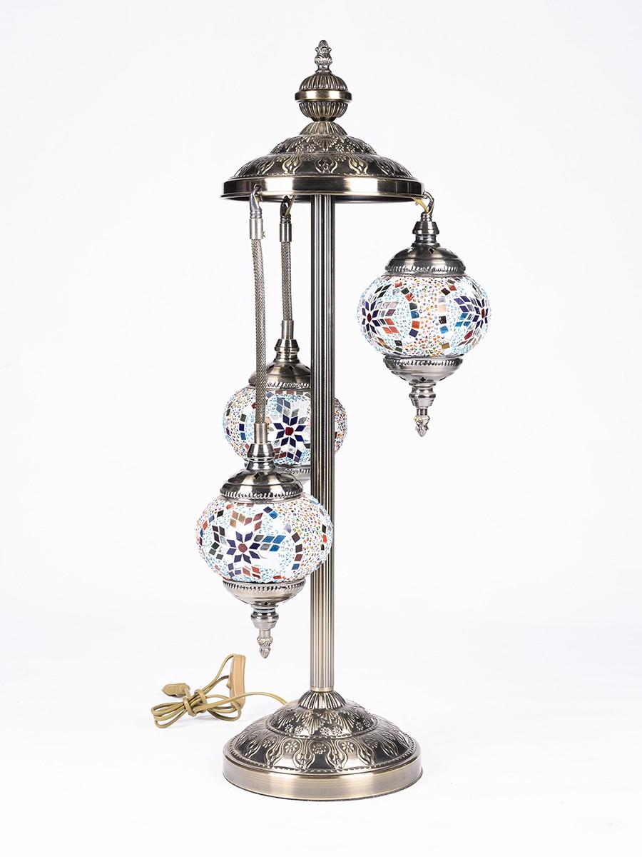 Turkish Floo/Table Lamp