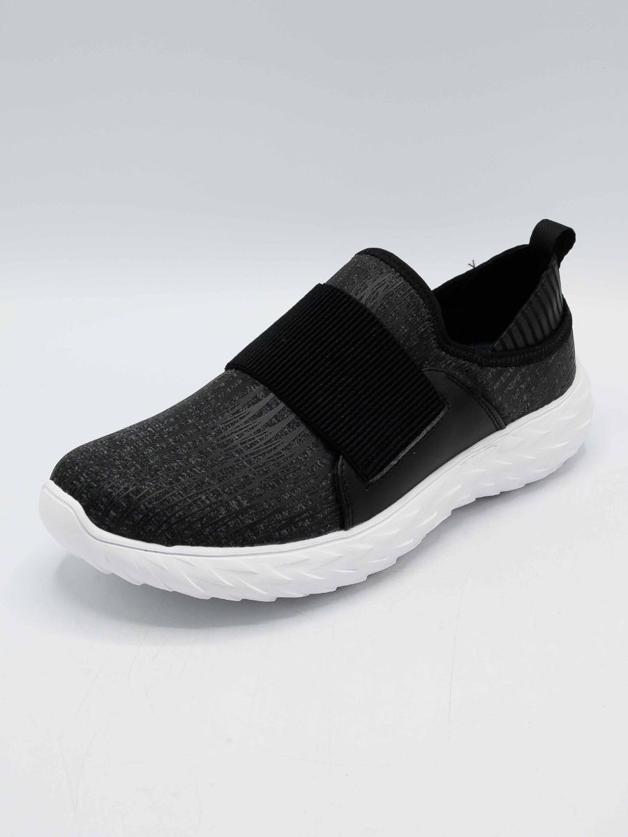 Women's Running Shoes Black/Off-White