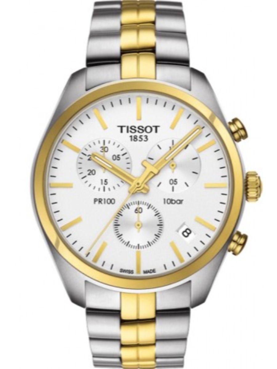 Tissot T-Classic PR 100 Quartz Chronograph