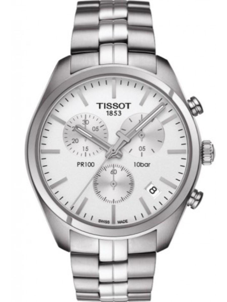 Tissot PR100 Chronograph Gent Watch