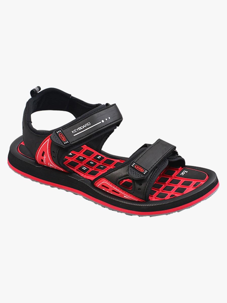 Red Kito Sandal for Men - ESDM7546