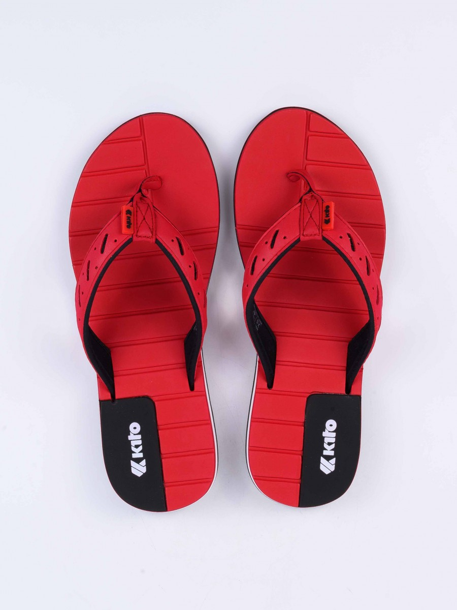 Red Kito Flip Flop for Women - AA62W