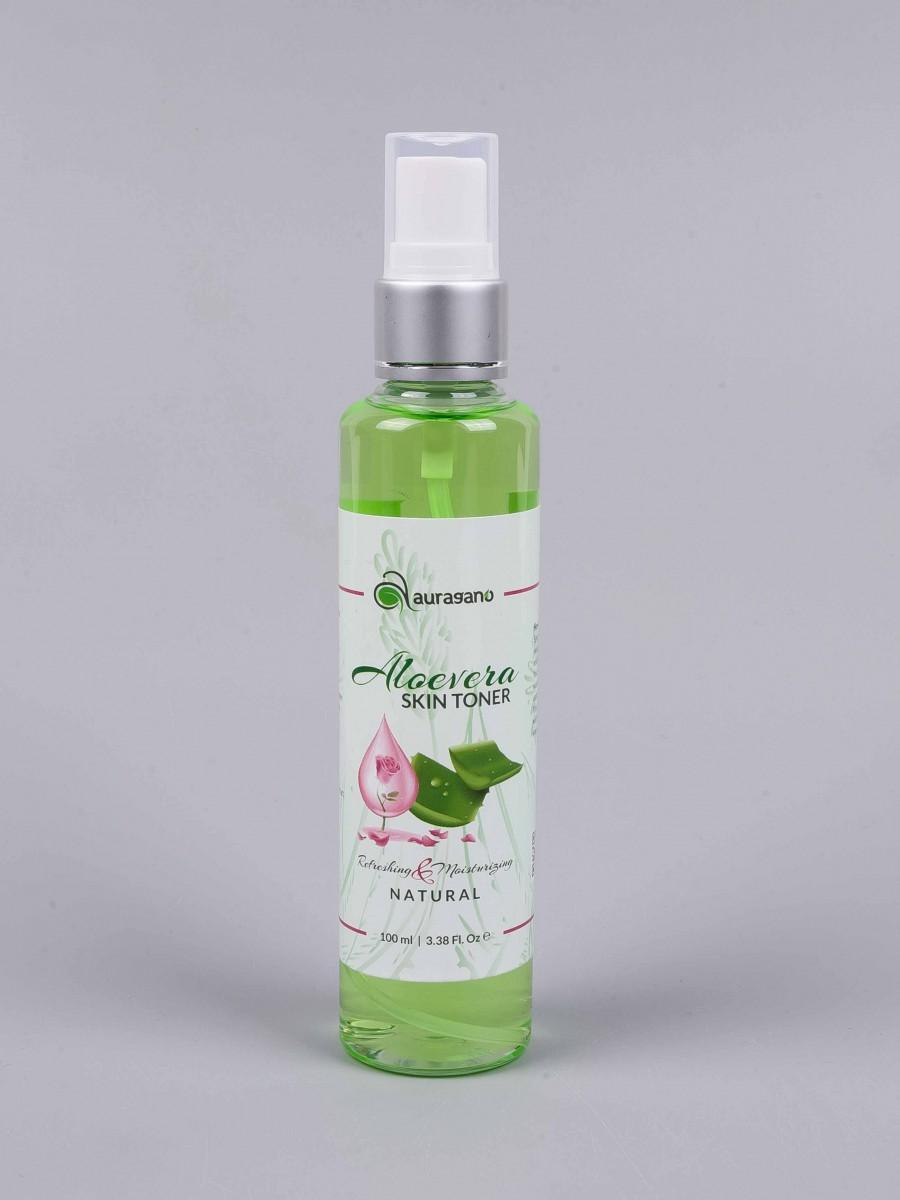 Aloe Vera Skin Toner for Women