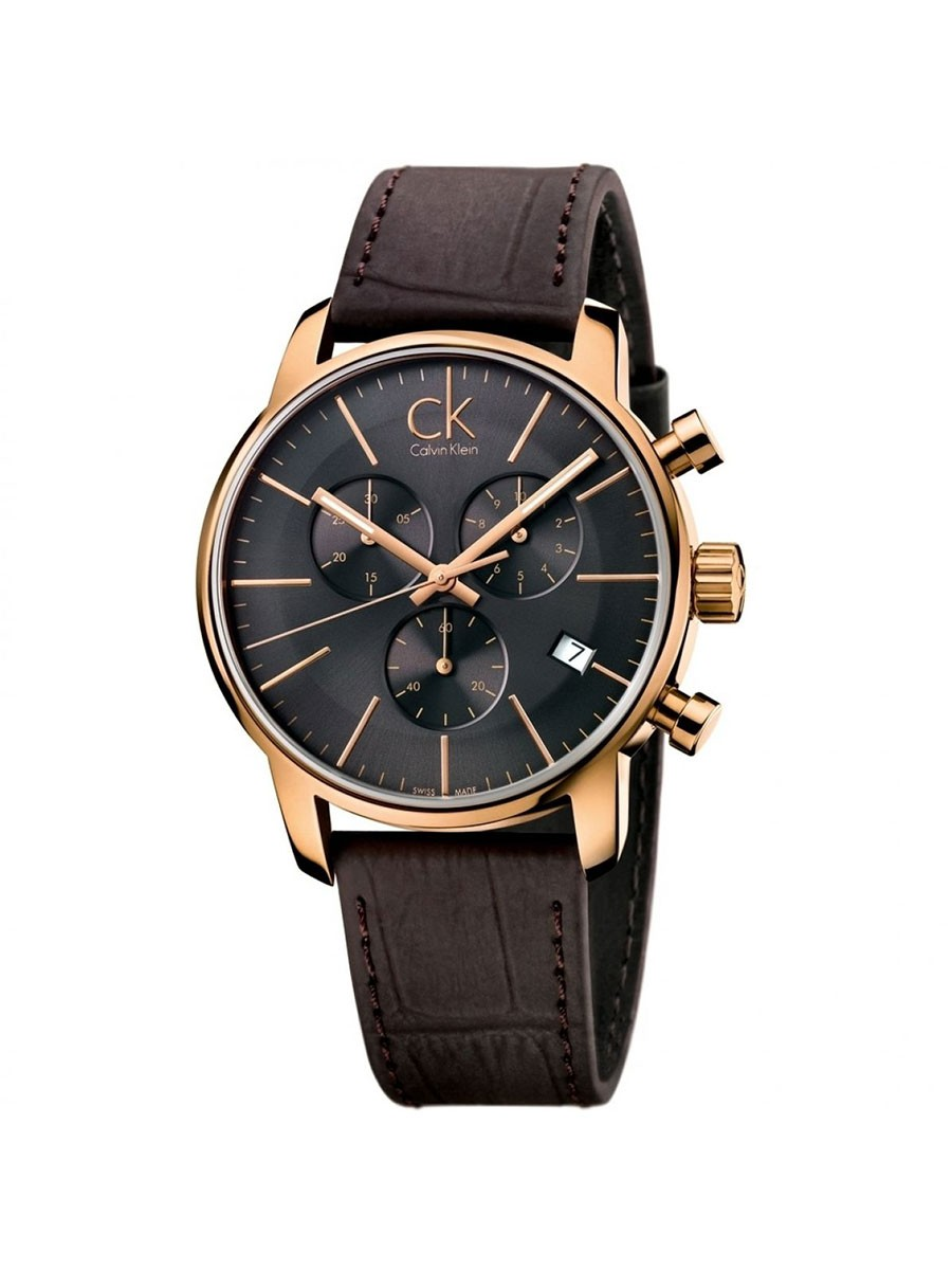 Mens Calvin Klein City Chronograph Watch