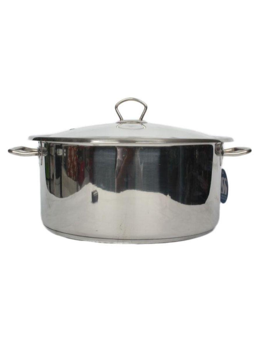 Alpha Stainless Steel Cookware Casserole 22Cm