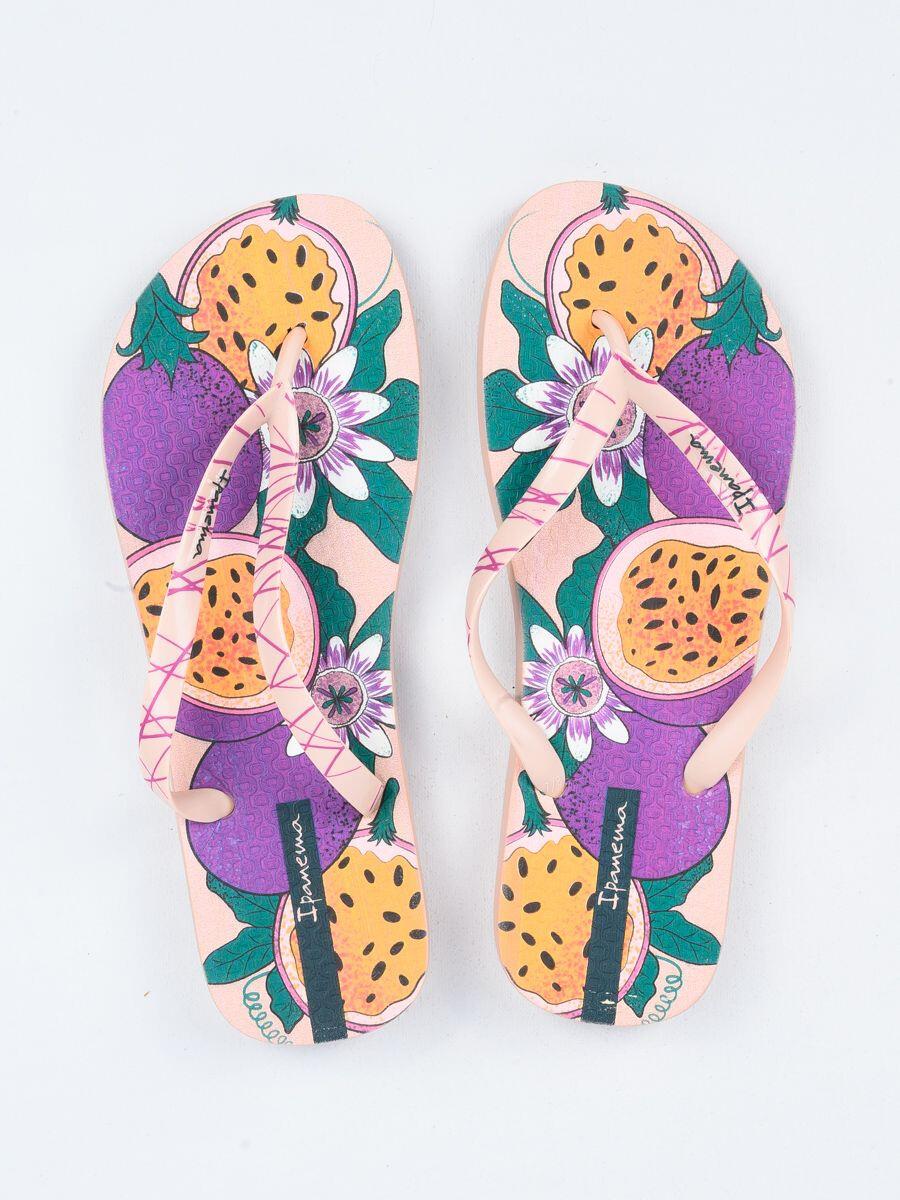 Pink Lilac Flip Flop
