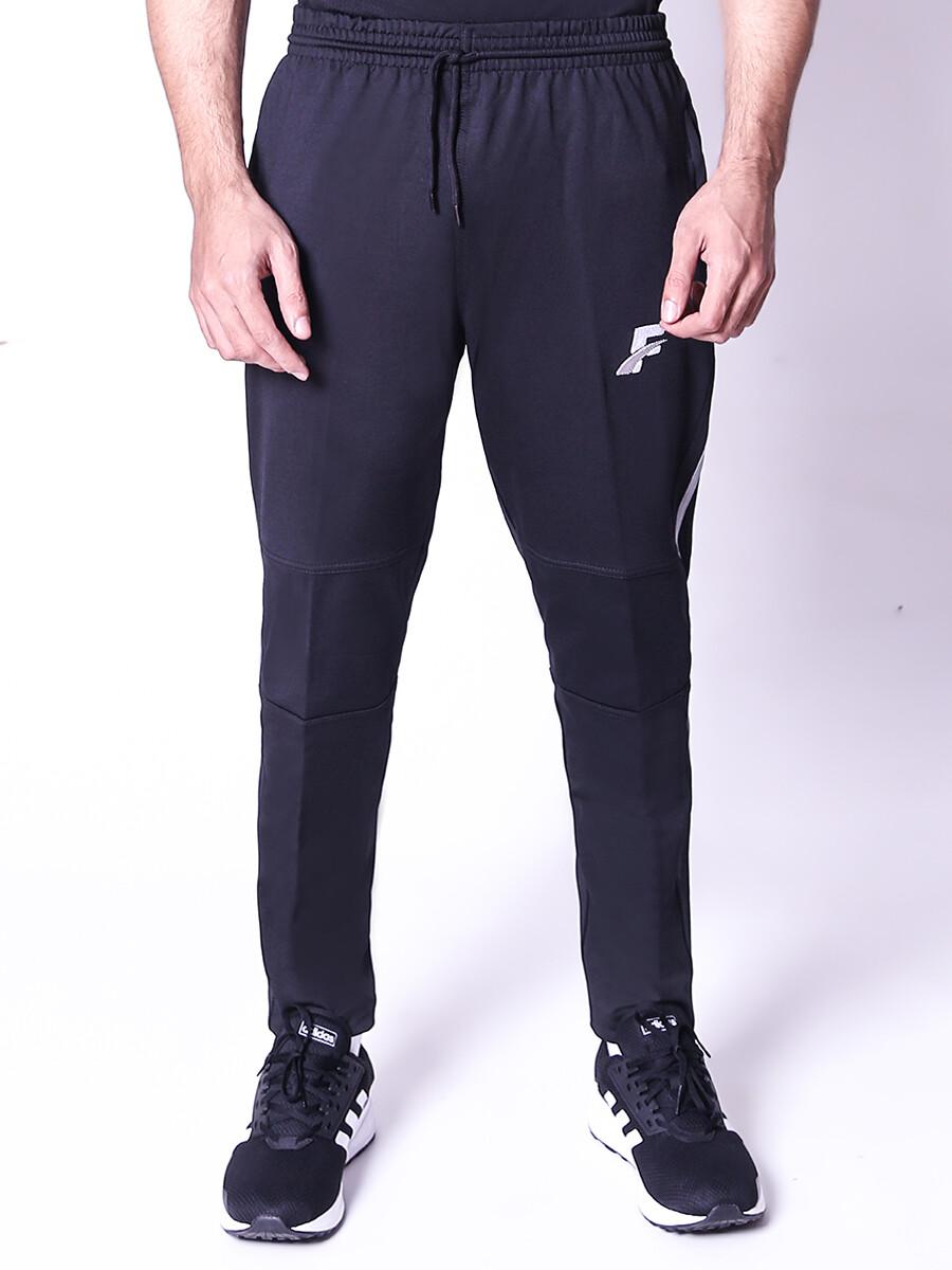 FIREOX Activewear Trouser, Black Grey