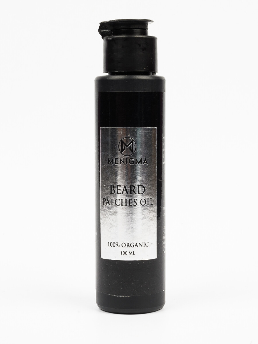 Beard Patches Oil - 100ml