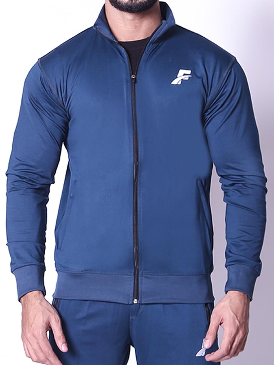 FIREOX Activewear Jacket, Bluish Green