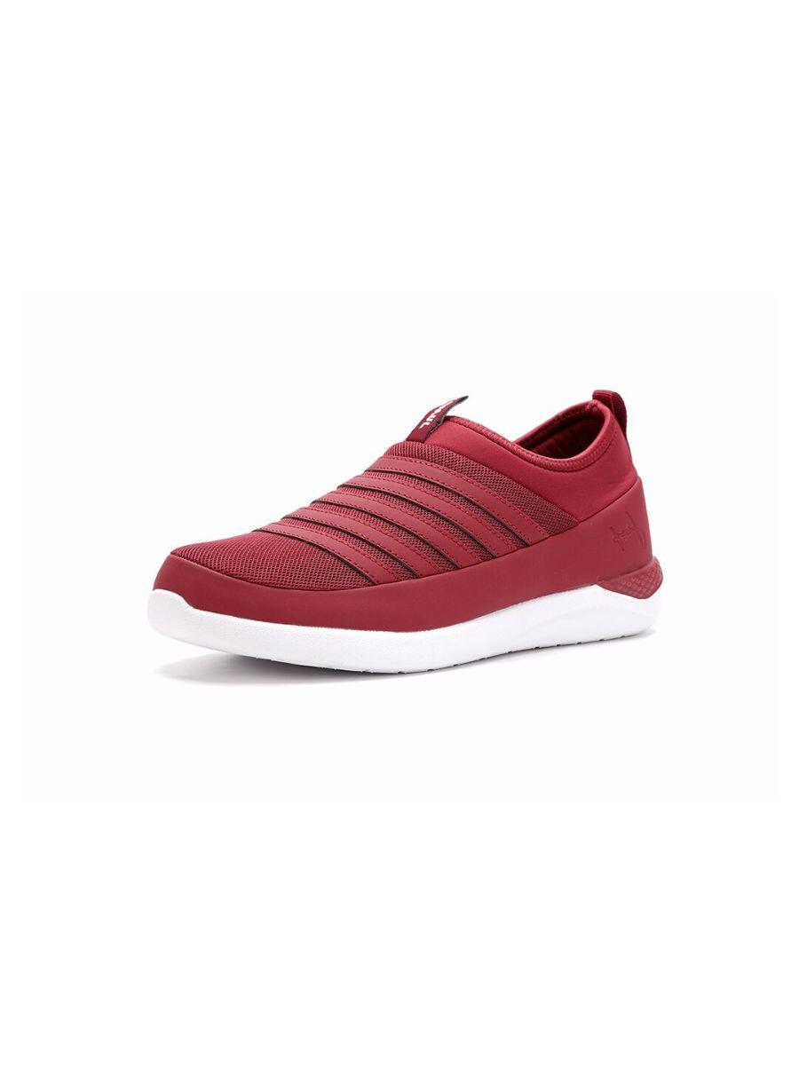Men's Burgundy Lifestyle Sports shoes