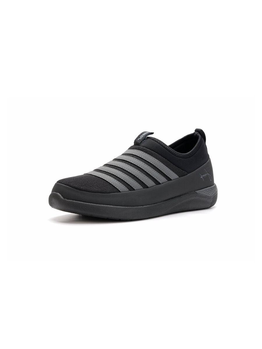 Men's Black & Grey Lifestyle sports Shoes