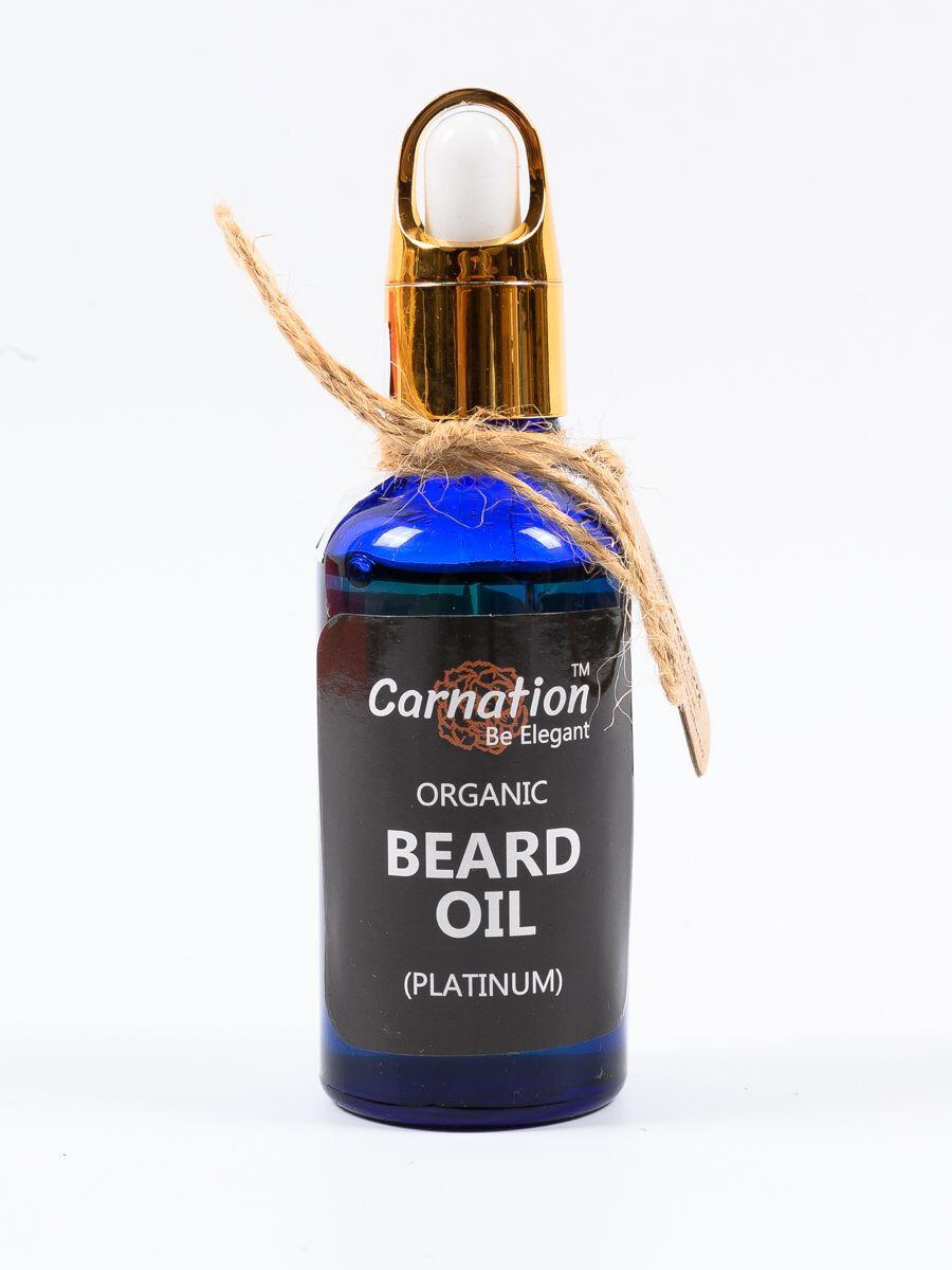 Beard Oil Platinum