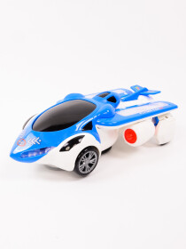 Airplane Toy for Boys & Girls with Flashing Light