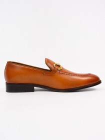 Men's Genuine Leather BurlingtonCasual Slip on