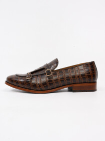 Men's Genuine Leather TrontoCasual Slip on