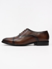 Men's Genuine Leather Florence Oxfords Shoes