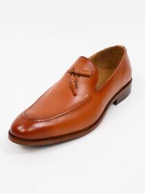 Men's Genuine Leather Capri Tesseles Oxfords Shoes