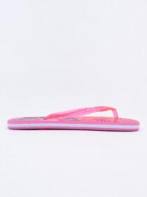 Women Pink Fruit's Comfort Flip Flop