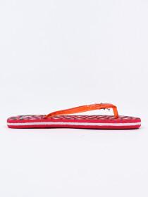 Women Red Comfort Flip Flop