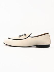 TA Premium & Classic Men's Suede White Leather Shoes