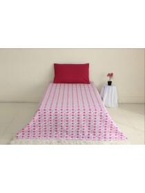 Divine Blush Single Size Kids Bedsheet