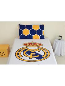 Hala Madrid Single Size Kids Bedsheet