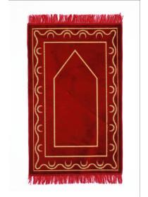 Karaz Al-Ahmar Prayer Rug With Foam