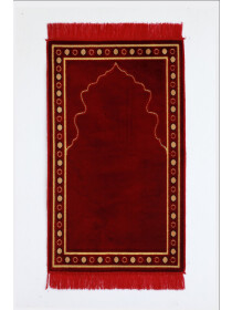 Ahtiraq Prayer Rug With Foam