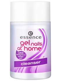 ESSENCE GEL NAILS AT HOME CLEANSER