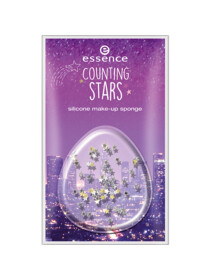 ESSENCE COUNTING STARS SILICONE MAKE-UP SPONGE 01