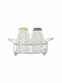 SALT N PEPPER (SALT & PEPPER) CRYSTAL 4PCS