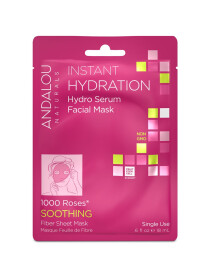 Instant Hydration Hydro Serum Facial Mask
