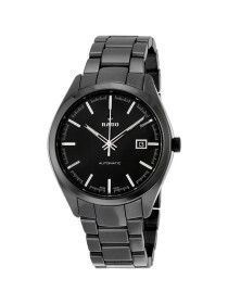 RADO Hyperchrome XL Automatic Black Dial Black High-tech Ceramic Men's Watch