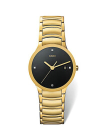 Golden Centrix Bracelet Watch 115.0527.3071