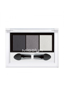 MISSLYN HIGH SHINE TRIO EYESHADOW 03