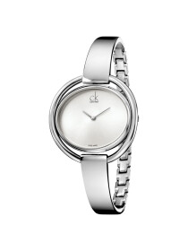 Calvin Klein  - Impetuous Watch for Women - Silver