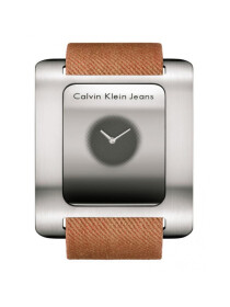 Calvin Klein  - CK JEANS WOMEN'S RAY SQUARE WATCH