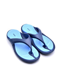 NAVY-LIGHT BLUE-WOMEN'S FLIP-FLOP