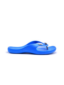 BLUE-BLACK-GREY- WOMEN'S FLIP-FLOPS