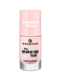ESSENCE NO MAKE-UP LOOK NAIL POLISH 01