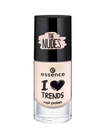 ESSENCE I LOVE TRENDS NAIL POLISH THE NUDES 05