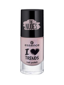 ESSENCE I LOVE TRENDS NAIL POLISH THE NUDES 08