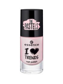 ESSENCE I LOVE TRENDS NAIL POLISH THE PASTELS 04