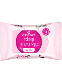 ESSENCE MAKEUP REMOVER WIPES
