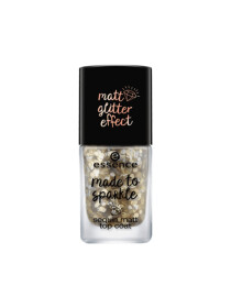ESSENCE MADE TO SPARKLE SEQUIN MATT TOP COAT 01