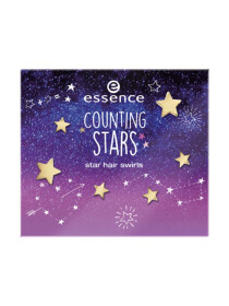 ESSENCE COUNTING STARS STAR HAIR SWIRLS 01