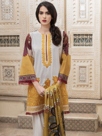 Dhanak Luxury Lawn 2019