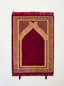 Jeweled Arch Prayer Mat